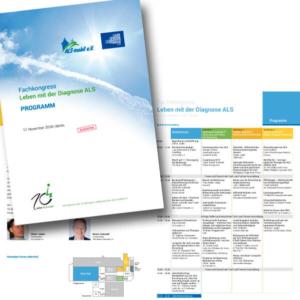 bb BERLIN Portfolio: ALS-mobil e.V. Fachkongress Programm