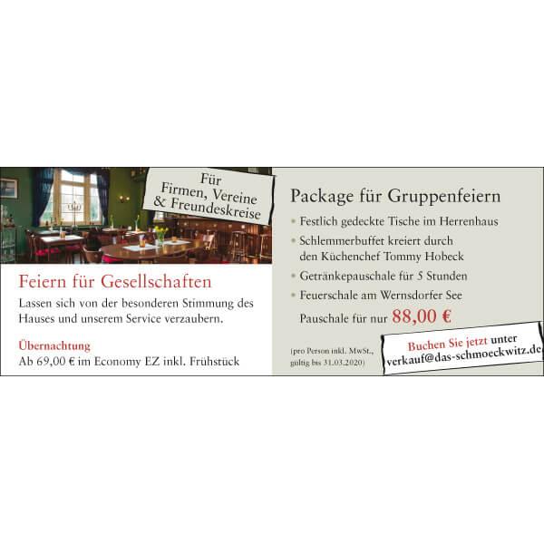 bb BERLIN Portfolio: Das Schmöckwitz E-Mail-Banner