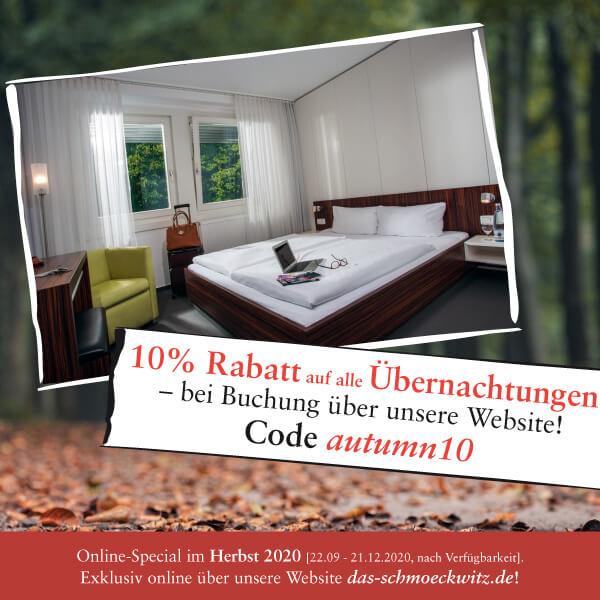 bb BERLIN Portfolio: Das Schmöckwitz Rabattaktion Instagram