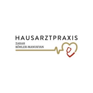 bb BERLIN Portfolio Logos: Hausarztpraxis Zarah Köhler-Manukyan