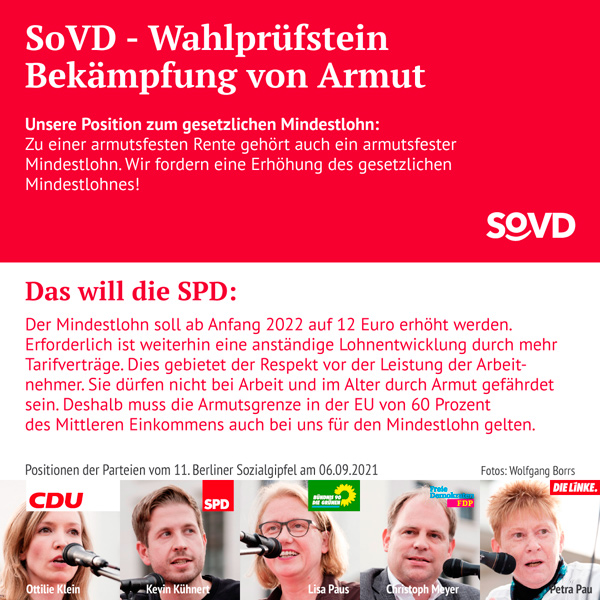 bb BERLIN Portfolio Social Media: Sozialverband Berlin-Brandenburg - Wahlprüfstein