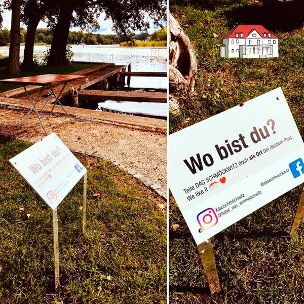 Social Media Facebook: Das Schmöckwitz - Hotspot
