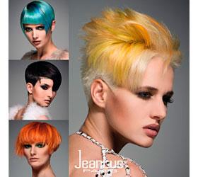 Markenauftritt JeanLuc Paris - Salonposter