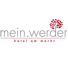 mein.werder hotel am markt: Logo