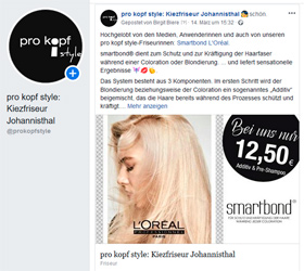 pro kopf style | Kiezfriseur Johannisthal Berlin: Social Media - Facebook Beitrag