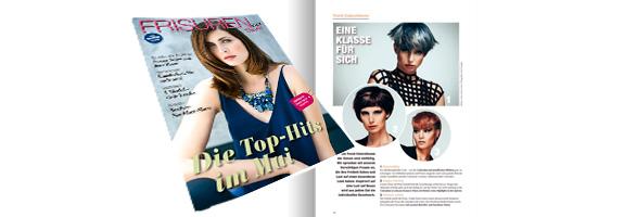 Frisuren und Trends: Veröffentlichung Kollektion PROGRESSIVE von JeanLuc Paris.