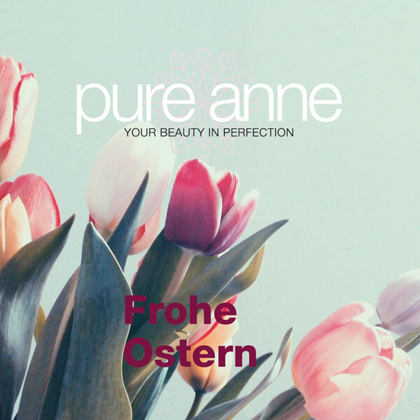 Social Media Instagram: pure anne Frohe Ostern