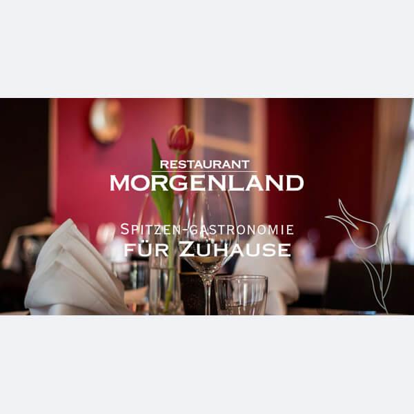Social Media Facebook: Restaurant Morgenland