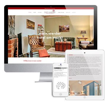 Website Rolli-Urlaub Kolberg #squarespace #responsive